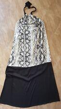 BNWT Target Snake Print Maxi dress!! Size 12!!