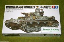 Tamiya alemán Panzerkampfwagen IV Ausf. D 1/35 Escala Kit 35096