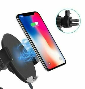 Wireless Car Charger Car Mount Automatic 10W Qi Fast QI Standard Phone