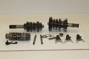 07-08 Ducati Panigale 1098 1098 S Transmission Assembly (P-70)