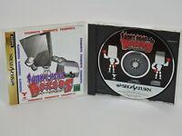 FUNKY HEAD BOXERS Ref/ccc Sega Saturn Japan ss