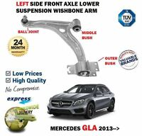 FOR MERCEDES GLA 2013 > FRONT LEFT LOWER SUSPENSION WISHBONE ARM + BALL JOINT