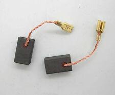 CARBON BRUSHES For Bosch 1529 Metal Nibbler 2 604 320 911 2604320911 S25