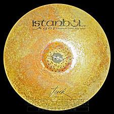 "Istanbul Agop Turk Crash Cymbal 17"" 1179 grams - VIDEO - TC17"
