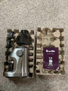 Used Breville BCG820BSSXL Smart Grinder Pro Coffee Bean Grinder Stainles Steel