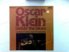 Oscar Klein - Pickin' The Blues GER LP 1974 /3