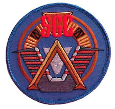 """Stargate SGC Command  Logo 3.5"""" Uniform Patch- FREE S&H  (SGPA-01)"""