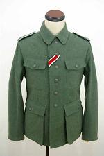 WWII German M42 heer EM field wool tunic Feldbluse M