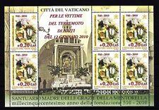 Vatikan 2010 KB Nr.1664 ** Kleinbogen postfrisch