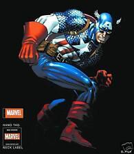 Captain America Action 2XL T-Shirt