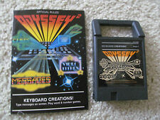 Keyboard Creations - Odyssey 2 - Game & Manual - Cleaned & Tested - in EUC!!