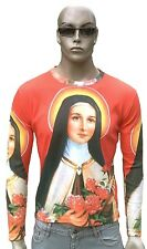Ave Maria MAGDALENA Heilige Madonna Religion T-Shirt L