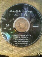 07 08 09 10 Ford Explorer Navigation CD Disc DVD XLT