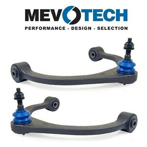 For Dodge Ram 1500 Forged Arm Pair Set of 2 Front Upper Control Arms Mevotech