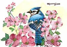 ACEO Limited Edition  - Bluejay