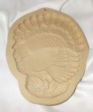 Brown Bag Cookie Art Mold Turkey 1996 Hill Design