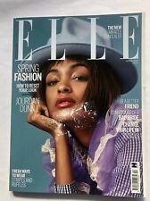 Elle Magazine Fashion Style Beauty - April 2016 - Jourdan Dunn