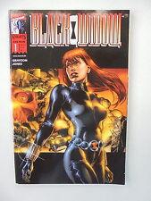 Black widow-FASCICULE Nº 1-Marvel Knights bande dessinée.