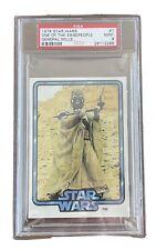 1978 Star Wars General Mills One of The Sandpeople  #7 PSA 9 MINT