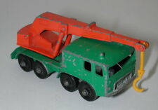 Matchbox Lesney No. 30 8 Wheel Crane oc11484