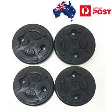4Pcs Round Heavy Duty Rubber Arm Pads Car Lift Accessories for Hoist (AU Stock)