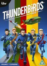 Thunderbirds Are Go Volume 2 DVD *NEW & SEALED*