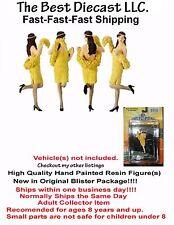 1:18 Motorhead Miniatures Rub Out Gang Member Figure Flapper Sale-Sale-Sale