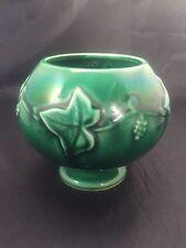 Vintage Dartmouth 240 Bowl Vase Green