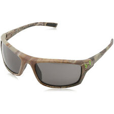 Under Armour UA Keepz Satin Realtree Frame Gray ANSI Z87.1 Lens Sport Sunglasses