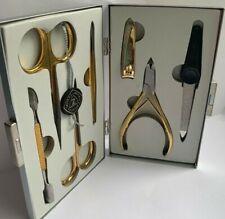 Zinger 7 in1 Pedicure Manicure Set Kit Nail Scissor Nipper Tweezer