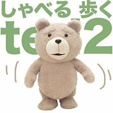 Ted 2 Talking Plush Toy from JAPAN [i36]