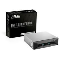 ASUS USB 3.1 Gen 2 Front Panel, Dual 10Gb/s USB 3.1 Type-A Ports