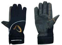 SAVAGE GEAR Shield Glove M/L/XL Anglerhandschuh Landehandschuh Schutzhandschuh