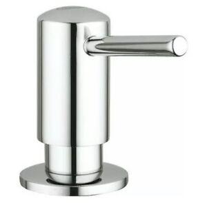 GROHE 40536000 Universal Soap Dispenser, Chrome