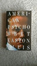 1st First Edition, American Psycho by Bret Easton Ellis (1991, Paperback)