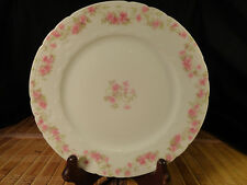 C. H. Field Haviland Limoges GDA France Small Plates, 7 1/2 Inches, Set of 3