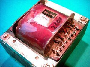 K + H Klein und Hummel Trafo aus altem Verstärker Netztrafo