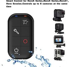COOSA WiFi Waterproof Smart Remote Control For GoPro Hero5 Session, Hero4 Hero4
