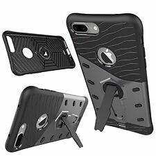 Shockproof Defender Hybrid Rugged Case Cover Kick Stand For Apple iPhone 7 Plus