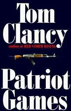 Patriot Games by Tom Clancy (1987, Hardcover)