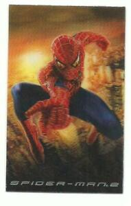 SPIDER-MAN  2  CARD SPECIAL  LIMITED EDITION 2004