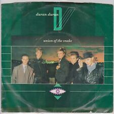 Duran Duran Union Of The Snake 45 1983 Capitol Records B-5290