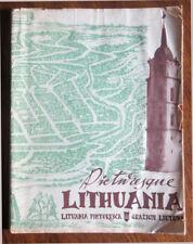 Picturesque Lithuania - Gražioji Lietuva - 1958 - Petras Babickas - Autographed