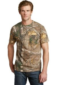 Russell Outdoors Realtree Xtra Camo Sport Short Sleeve T-Shirt Sizes S-3XL NEW