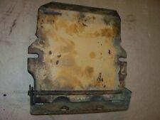 Vintage Minneapolis Moline Z Tractor Battery End Plate Amp Hinge 1951