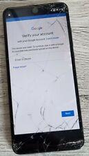 Wiko View 2 Smartphone Display schaden Google Konto