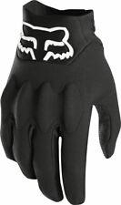 Fox Racing Attack Fire Men's Full Finger Glove: Black SM