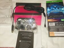 NEW Official Xbox 1 Afterglow Prismatic Controller Mulit-Colour LED COMES NO BOX