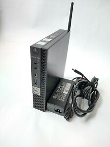 Dell Optiplex 7060 Micro MFF PC Intel Core i7 8700T 2.4GHz 8GBDDR4 256GBSSD WiFi