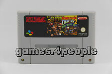 Donkey Kong Country (País) 2/II-Top Jump N Run para Super Nintendo/SNES